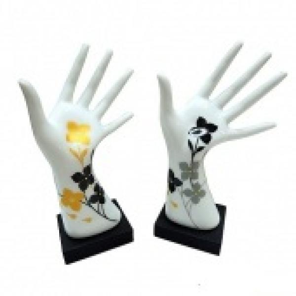 Подставка для бижутерии из гипса своими руками